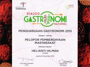 National Gastronomy Dialogue