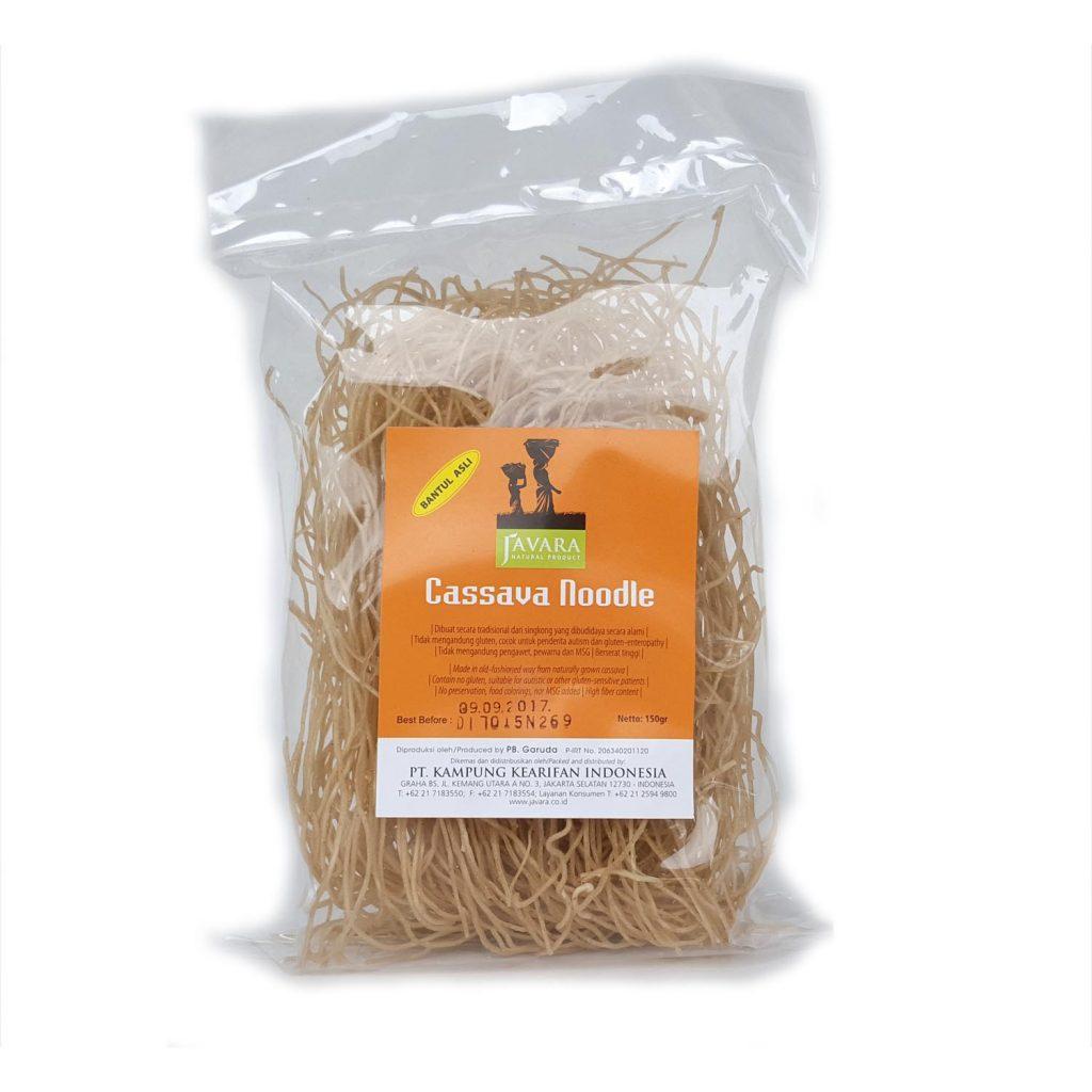 Cassava Noodle