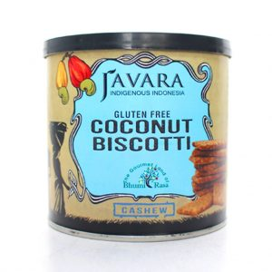 Coconut Biscotti Cashew