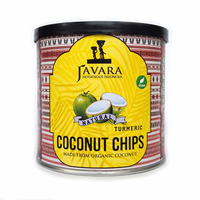 Coconut Chips - Turmeric