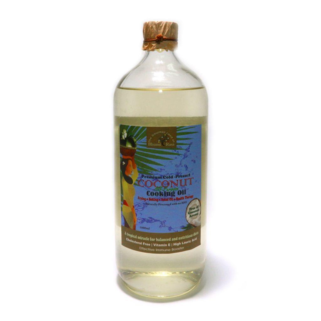 Coconut Cooking Oil – Non Aroma