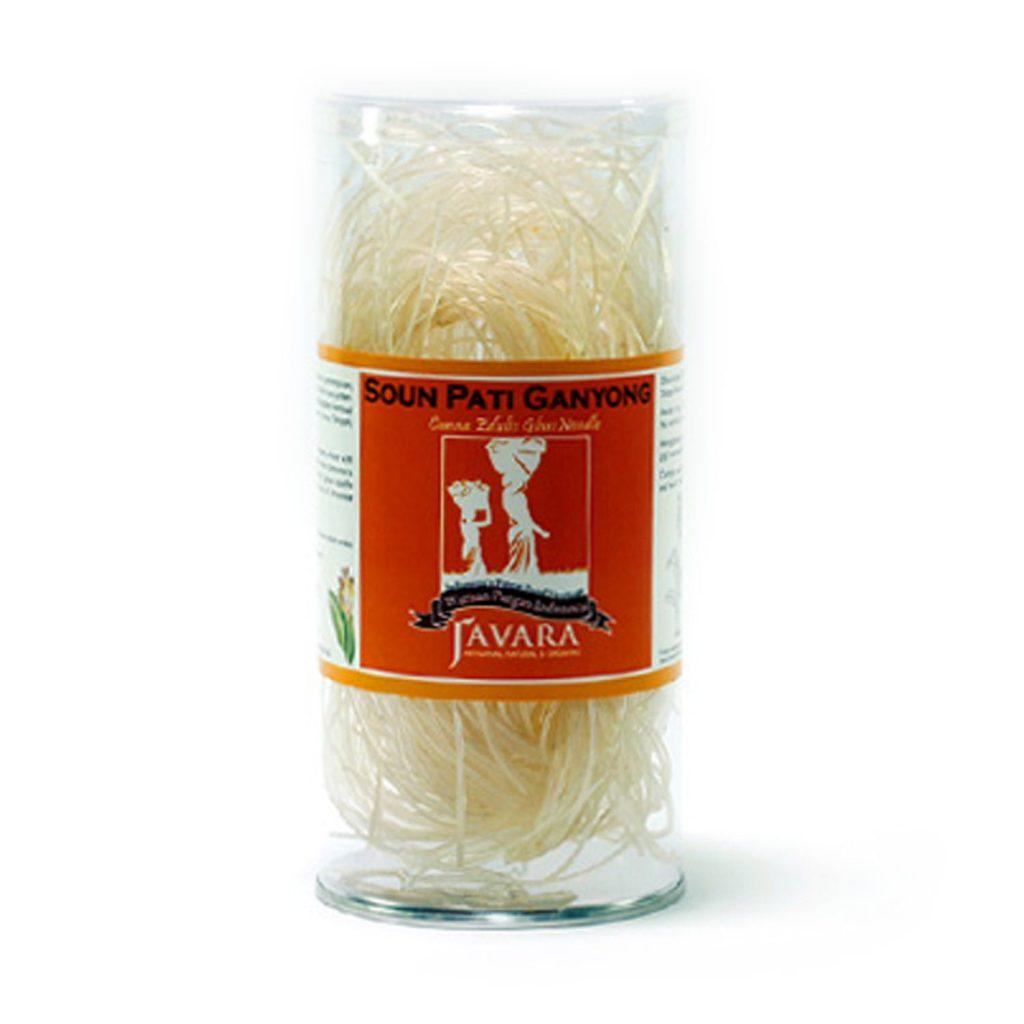 Canna Edulie Glass Noodle