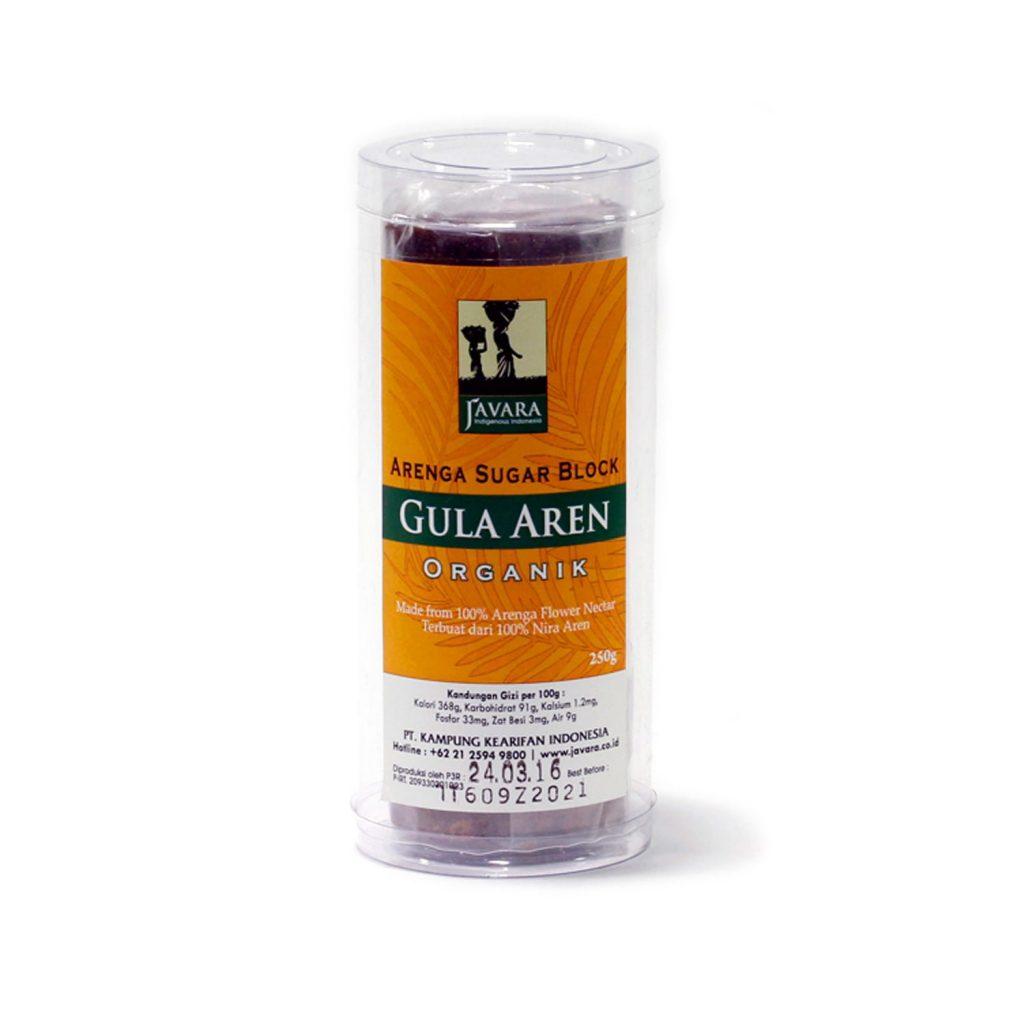 Moulded Arenga Sugar