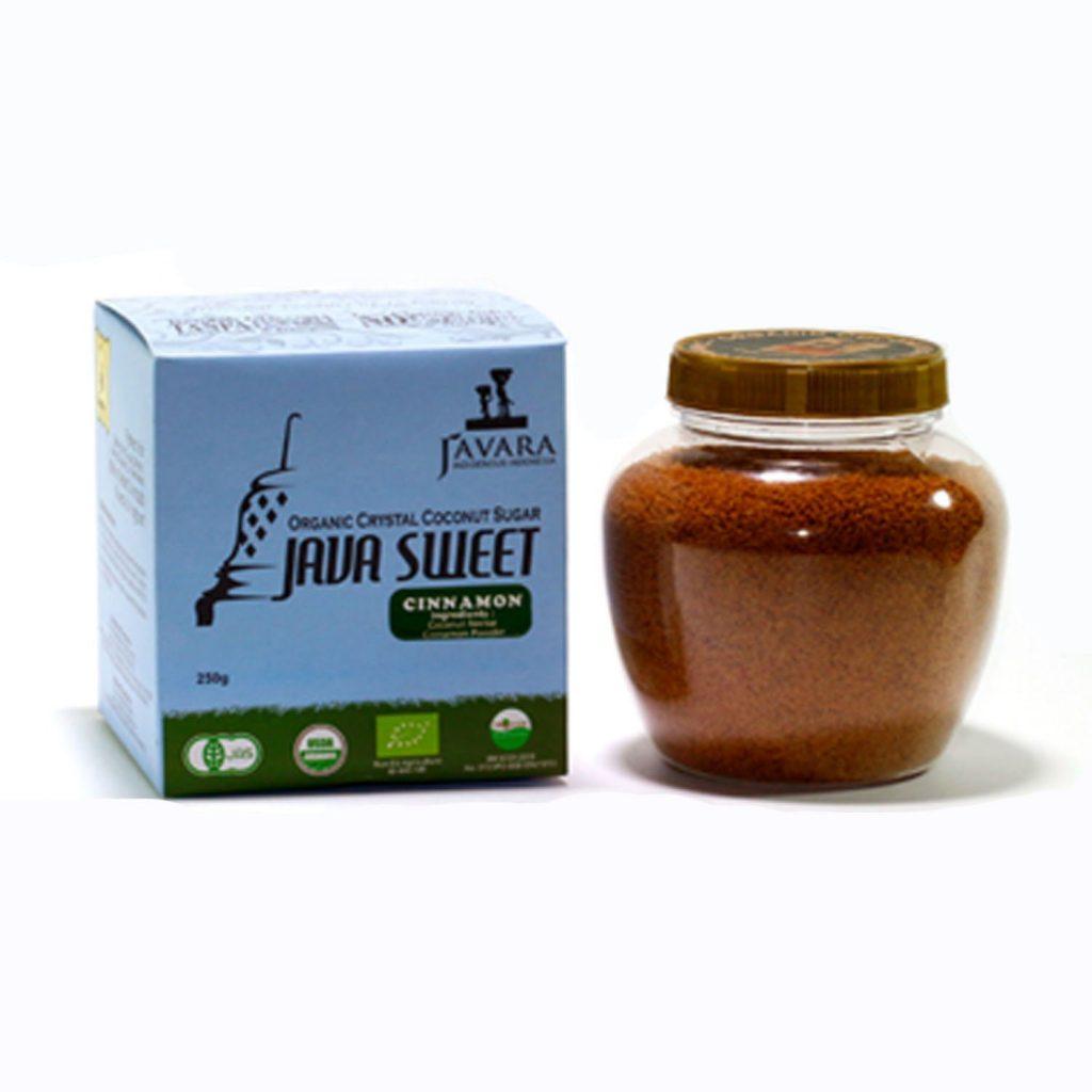 Coconut Sugar Cinnamon
