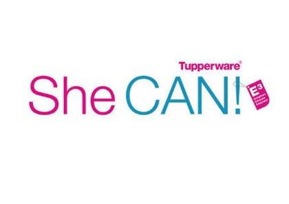 Tupperware She CAN