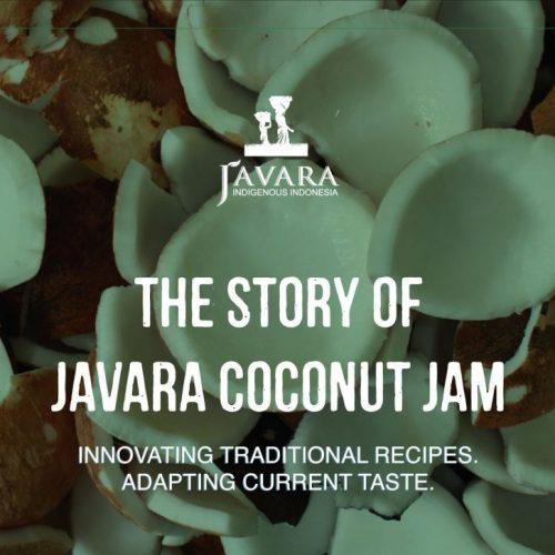 Javara Coconut Jam