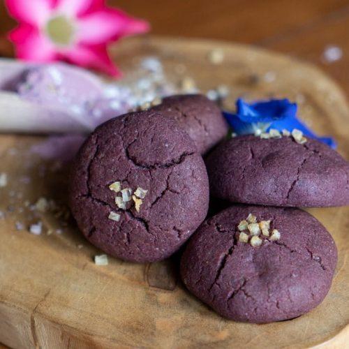 Sweet Potato Flour Cookies