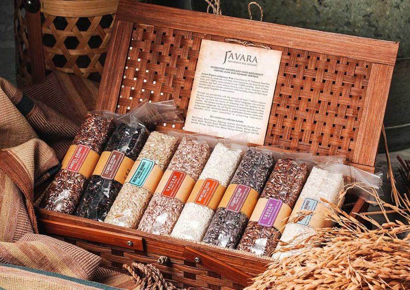 Javara's Indonesia Heirloom Rice
