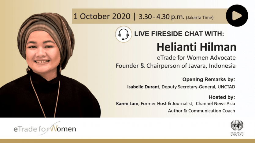 Fireside Chat UNCTAD Helianti Hilman